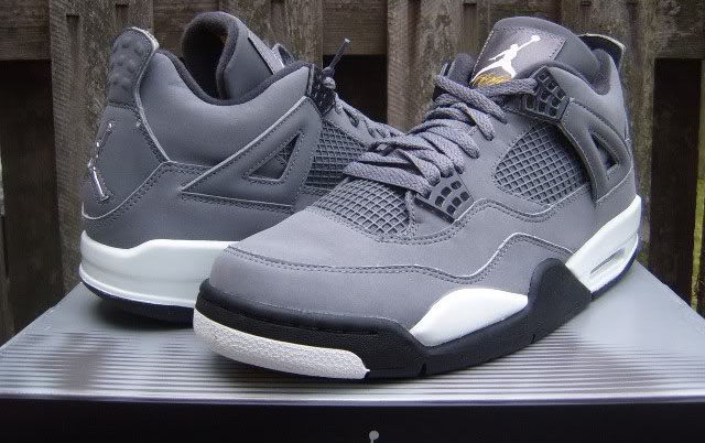 KAWS x Air Jordan 4 Cool Grey - Cheap Air Jordan - Jordangogo