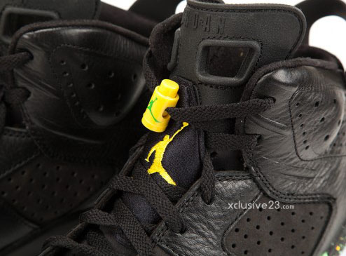 Air Jordan VI 6 Retro - Brazil World Cup (6)