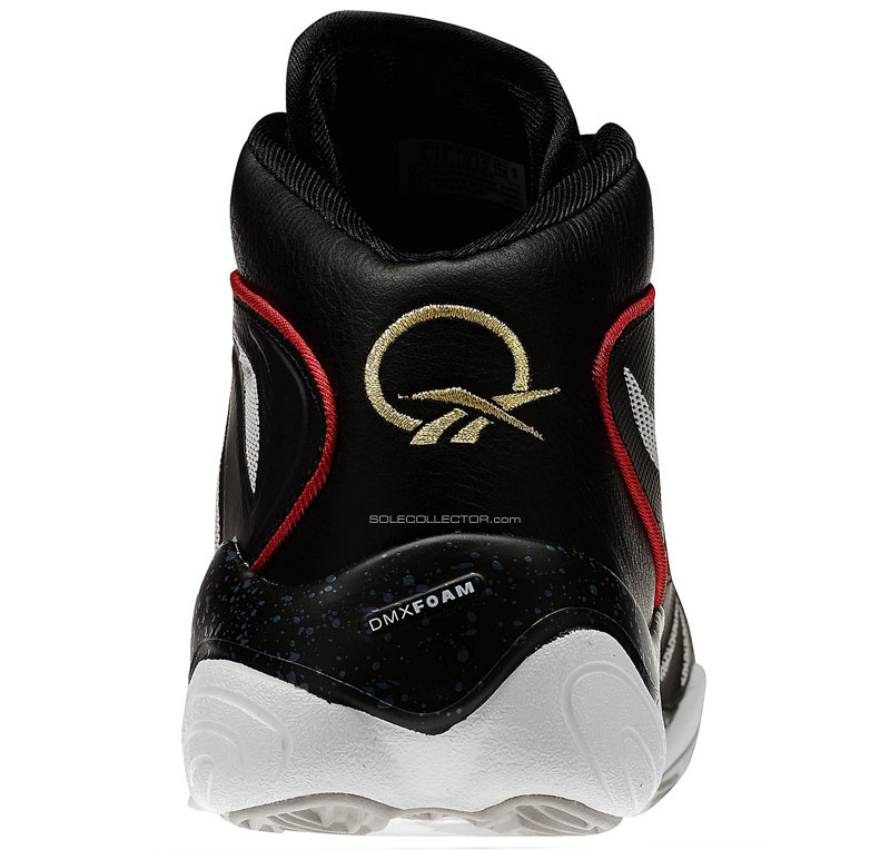 Reebok Answer XIV 14 Black/Gold-Red (4)