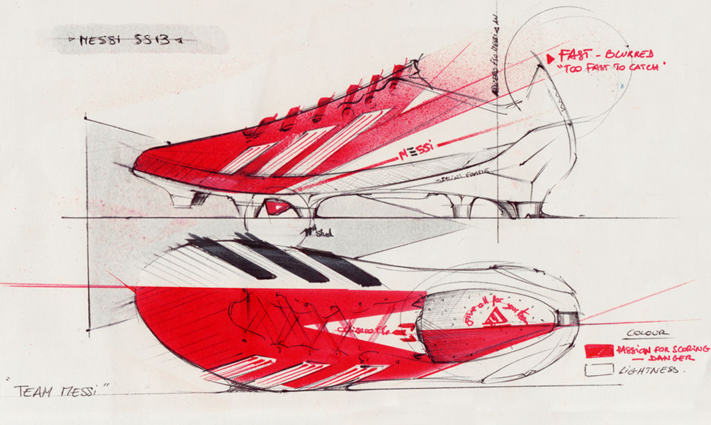 Signature adizero F50 Cleat Highlights New Lionel Messi adidas Collection (11)
