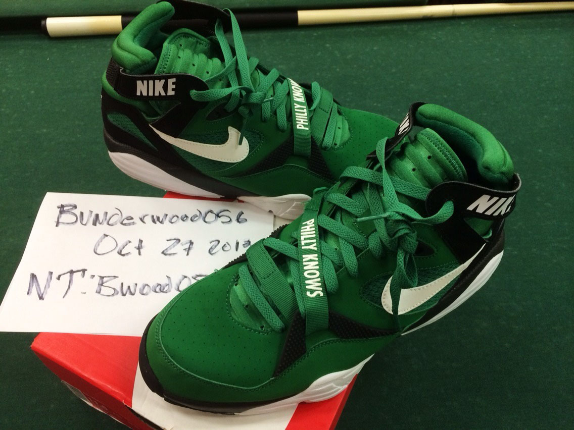 1ccde7421ded57 Nike Air Trainer Max  91 QS - Philadelphia Eagles (1)