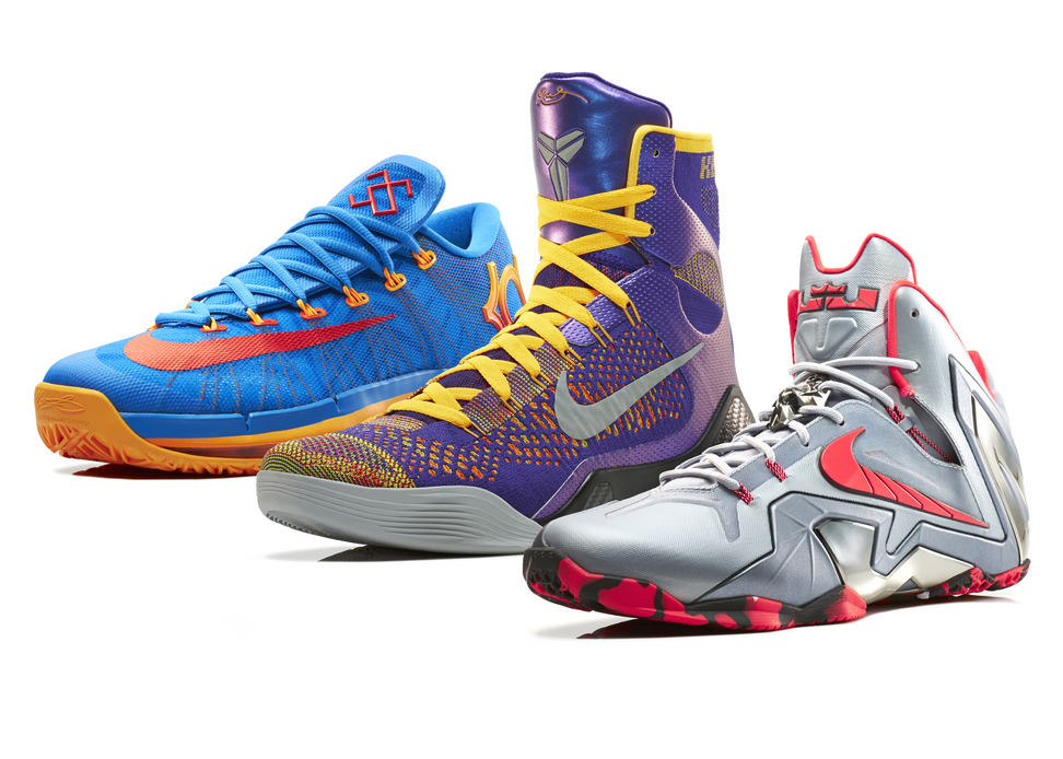 Nike Basketball Unveils The Elite Series Team Collection  c351a2433