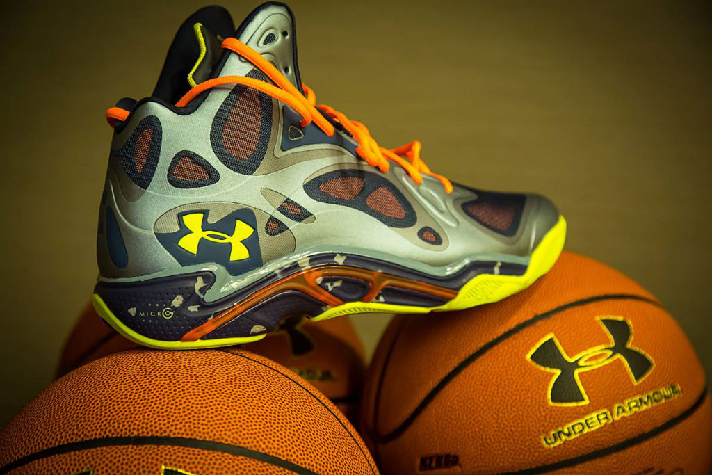 Raymond Felton Visits Under Armour Campus & Brandhouse (8)