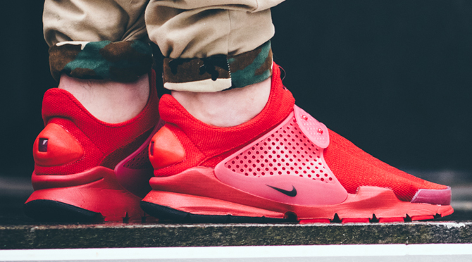 online store b1878 ef881 See How Nike's Sock Dart 'Independence Day' Pack Looks On ...