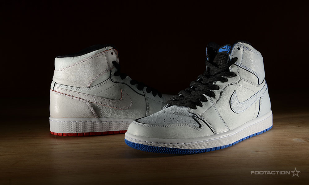 Lance Mountain x Nike SB Air Jordan 1 White (2)