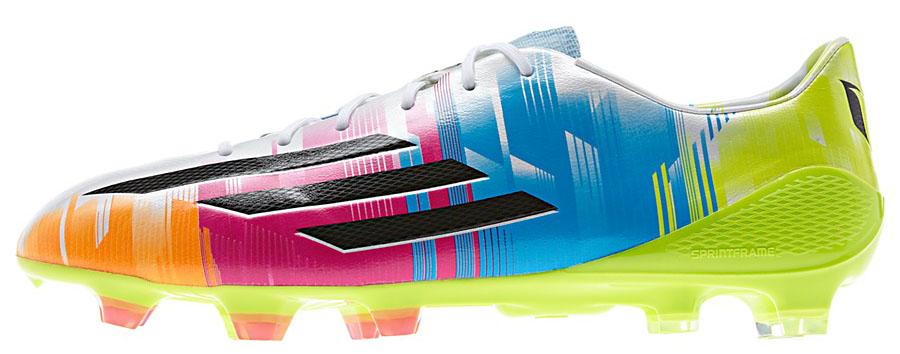 buy online b0aff 47f7e adidas Unveils New Leo Messi adizero F50 Signature Cleat (3)