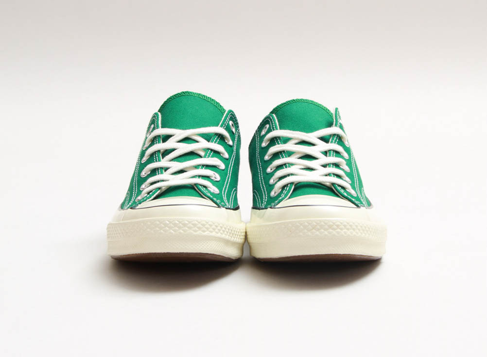 online retailer dc474 00953 Converse First String Chuck Taylor 1970 Ox - Amazon Green