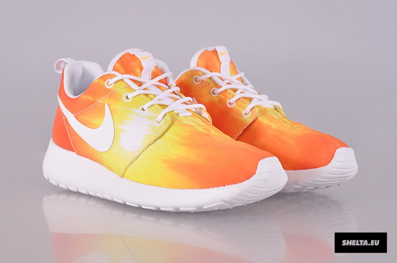 Sole Nike Run WMNS Collector Roshe Sunset qIAfTIw