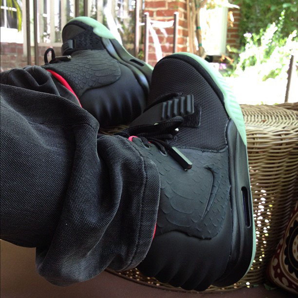 Nike Air Yeezy 2 - Pete Wentz
