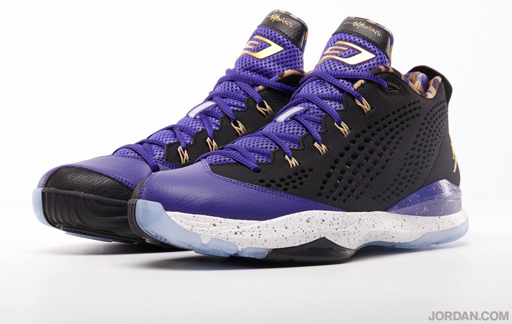 Jordan Brand BHM Black History Month Chris Paul CP3.VII PE (1)