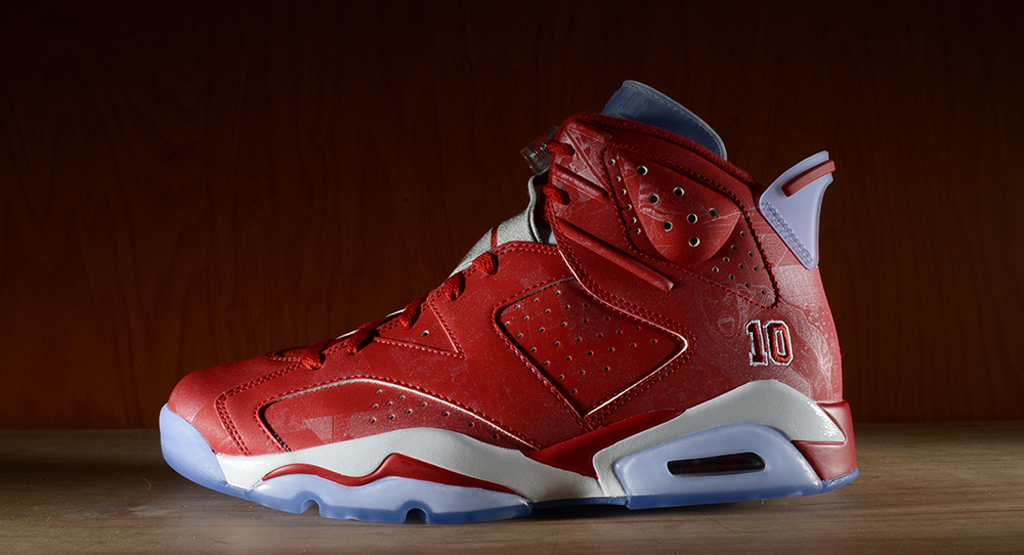 91bcafaf43babf Air Jordan 6 Retro  Slam Dunk