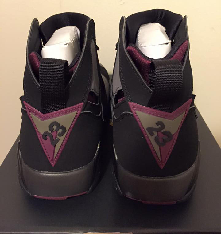 Air Jordan VII 7 Bordeaux Remastered 304775-034 (5)