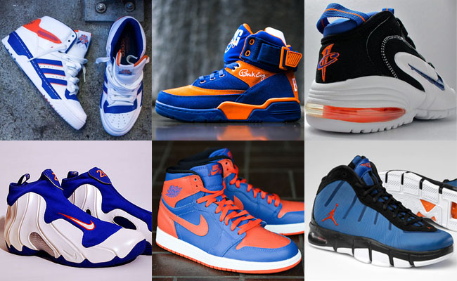 Top 10 Regional Sneaker Colorways: New York (2)