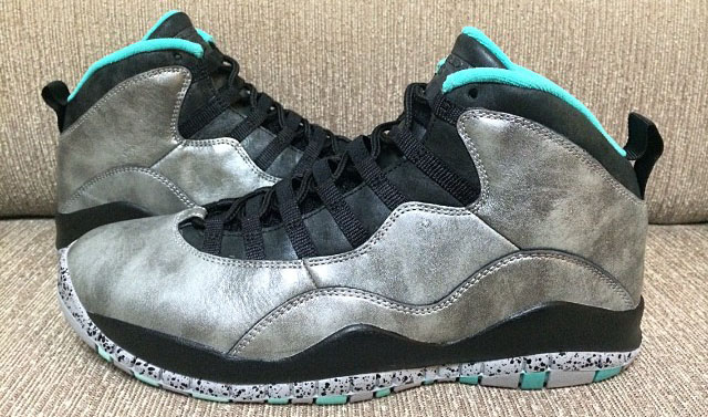 63e605507ab Air Jordan 10 Remastered Retro 'Lady Liberty' | Sole Collector