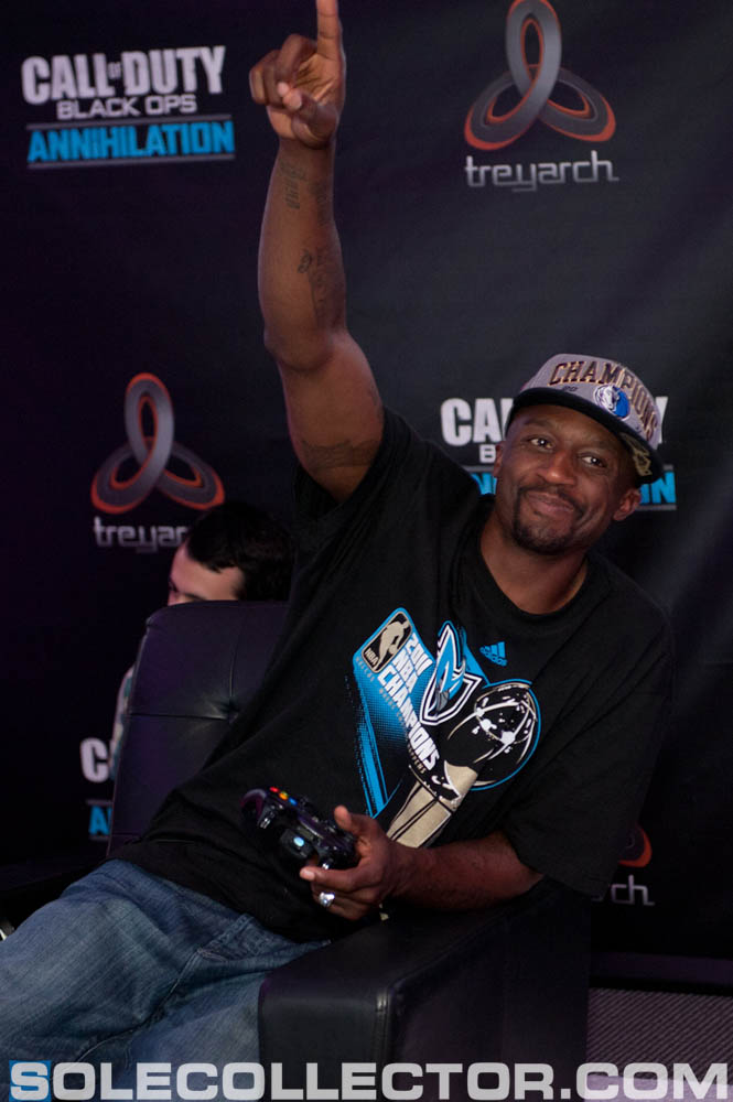 Interview: Jason Terry & Rudy Gay Square Off in Call of Duty Grudge Match
