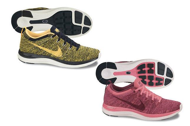 ... Nike Flyknit Lunar1+ - Multi-Color Pack