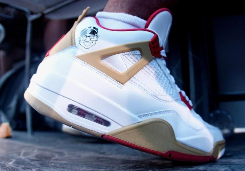 a86884637ec 30 Air Jordan 4 Samples That Never Released | Sole Collector
