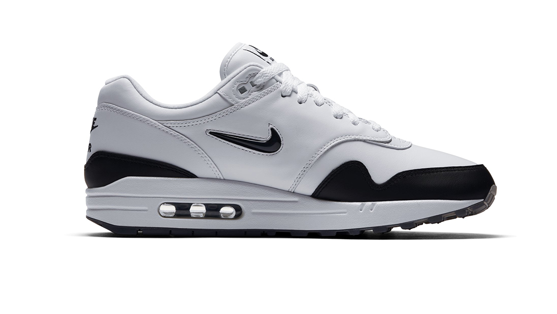 Nike Air Max 1 Jewel White/Black