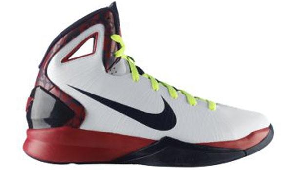 Nike Hyperdunk 2010 Puerto Rico