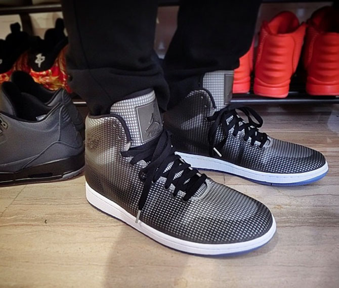 the latest 5851e c85f2 UPDATE  Is the Air Jordan 4LAB1 the Next Jordan Element Release    Sole  Collector
