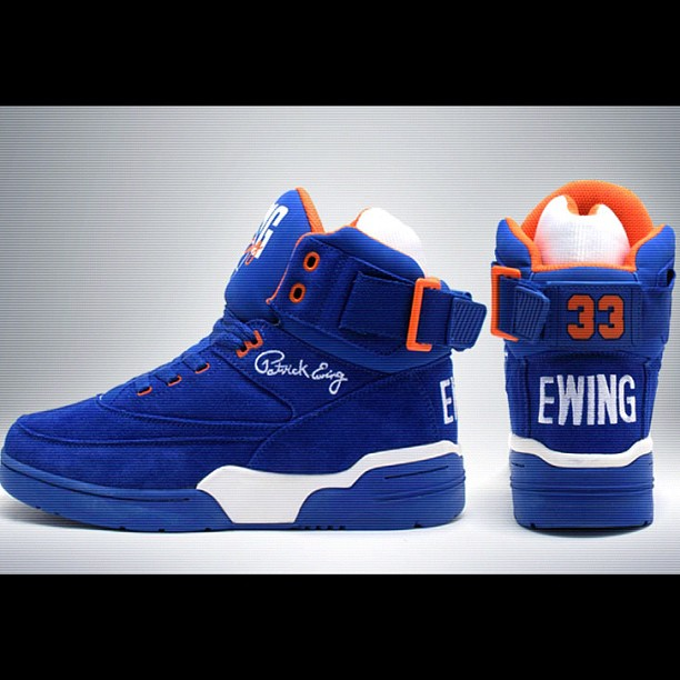 erving shoes
