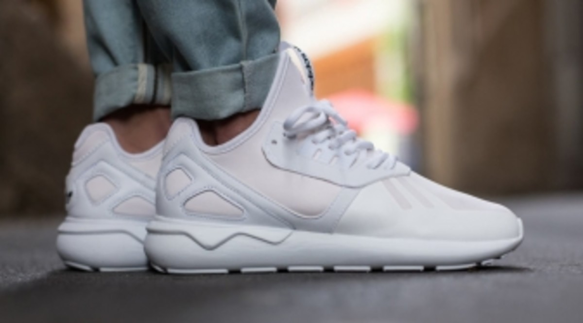 Adidas Tubular All White