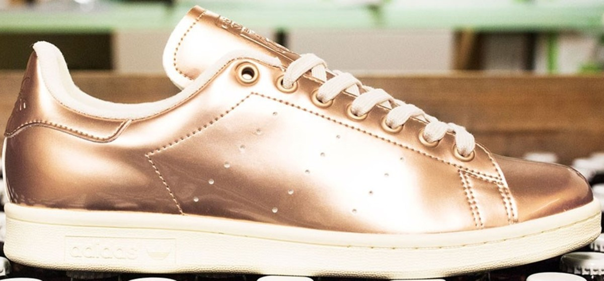 Adidas Originals Stan Smith Rose