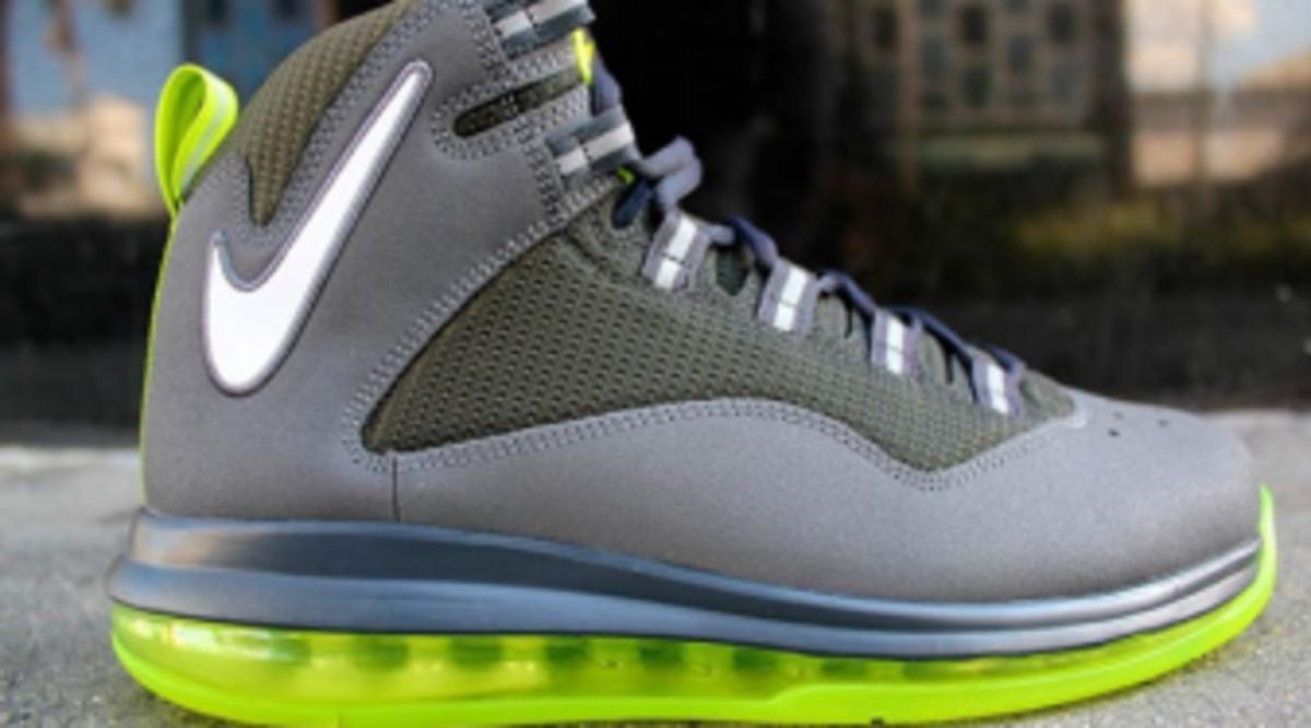 Nike Air Max Darwin 360 - Dark Grey/White-Anthracite-Cyber | Sole