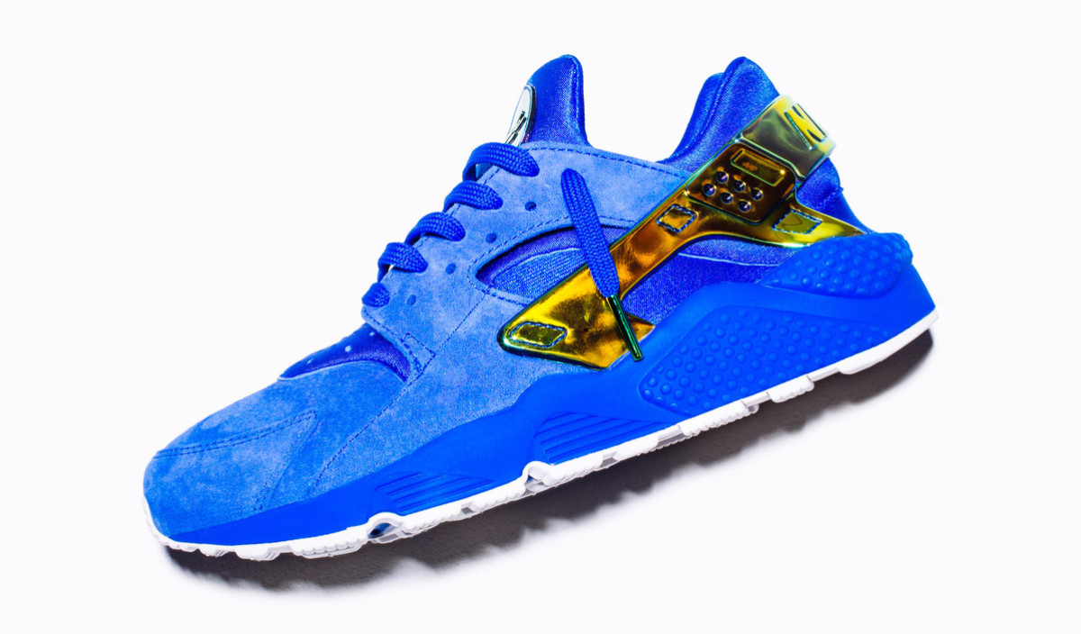 Low Rider S >> Nike Huarache Lowrider Blue Crenshaw | Sole Collector