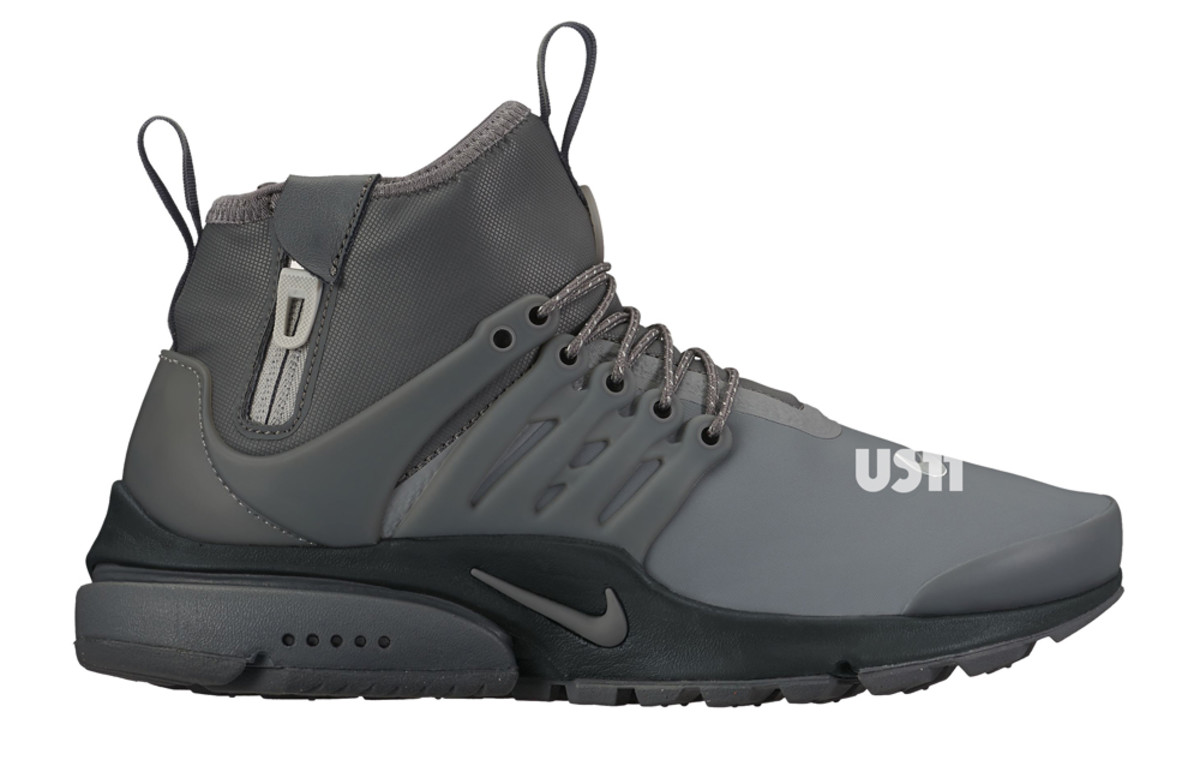 nike air presto mid utility sole collector. Black Bedroom Furniture Sets. Home Design Ideas