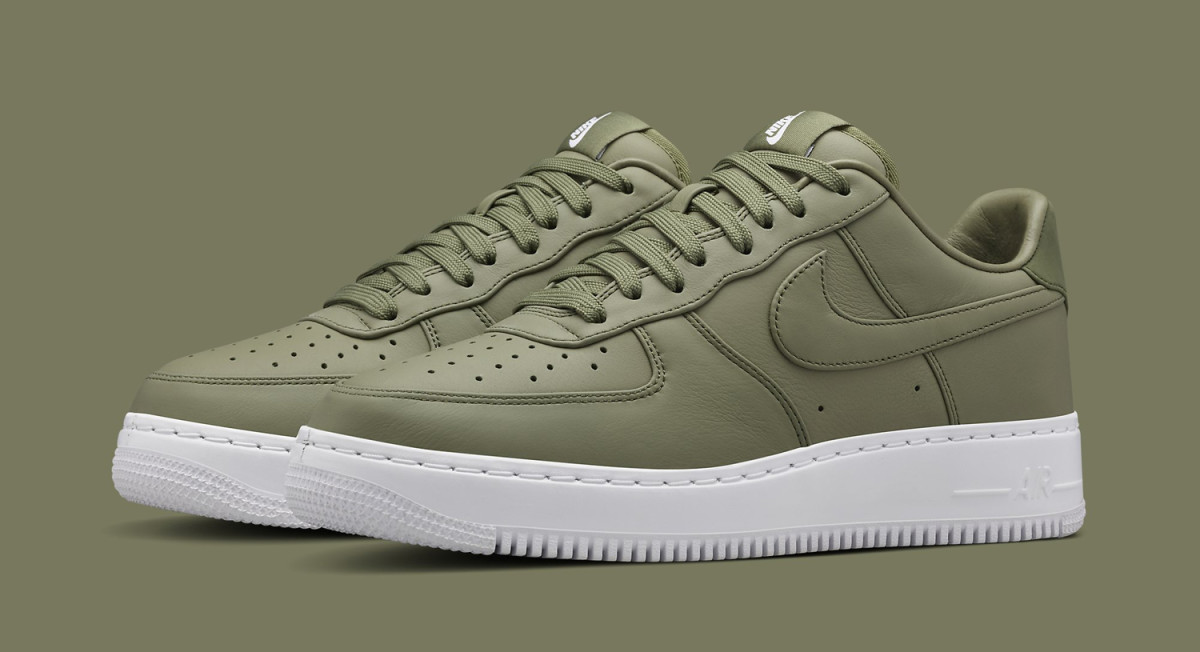 nikelab air force 1 urban haze sole collector. Black Bedroom Furniture Sets. Home Design Ideas