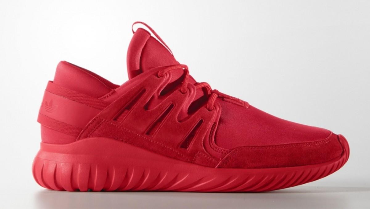 Adidas Tubular Radial Red