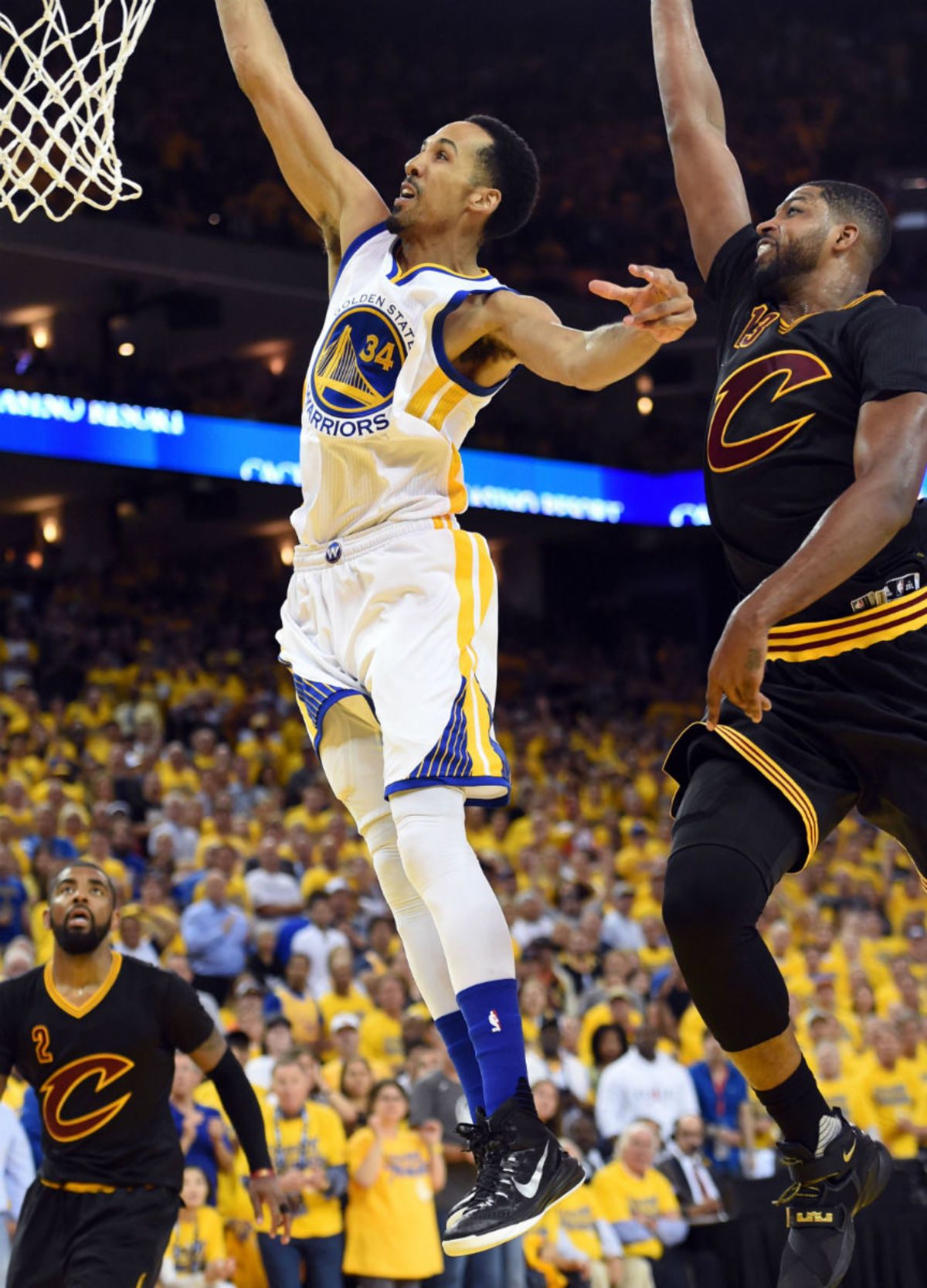 Shaun Livingston Wearing the Nike Hyperdunk 2014 in Game 7 - #SoleWatch: The Best Sneakers Worn ...
