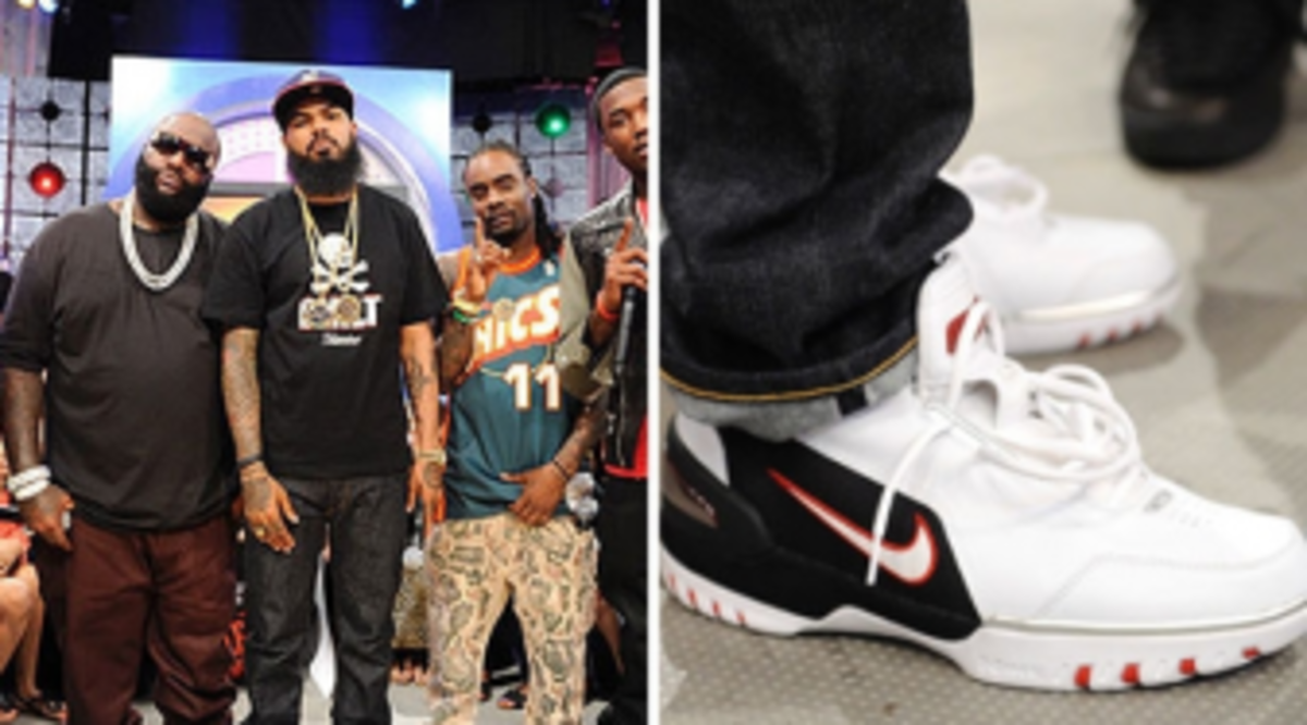 Sole collector celebrity sneaker watch sole collector for Celebrity sneaker watch sole collector