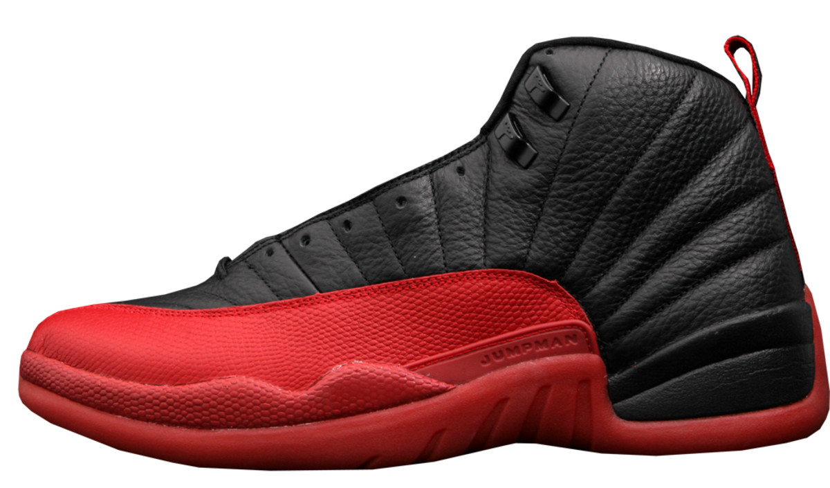 Air Jordan 12 The Definitive Guide To Colorways Sole