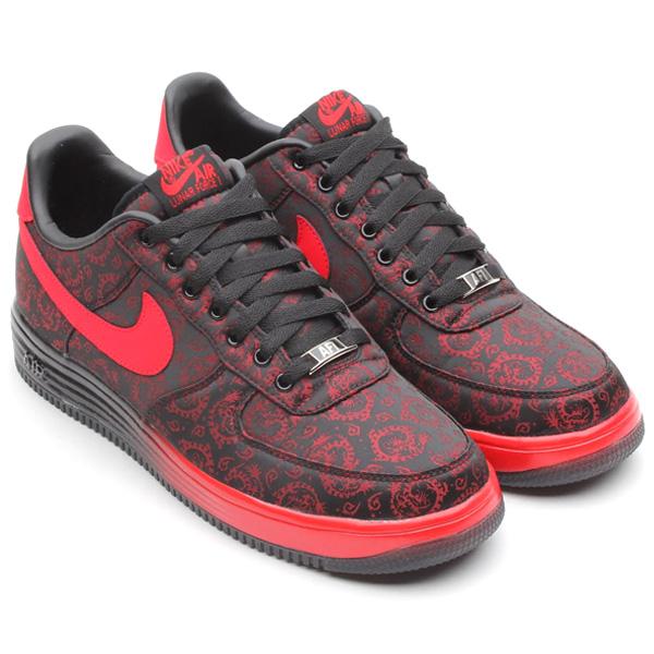 Nike Lunar Force 1 Fuse QS \u0026quot;Shanghai\u0026quot; - New Images   Solecollector