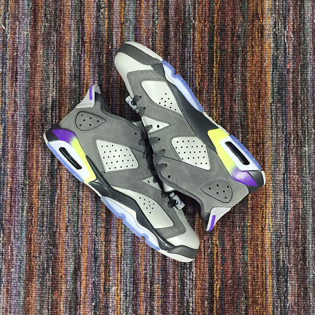 Air Jordan VI 6 Low Ultraviolet 768878-008 (3)