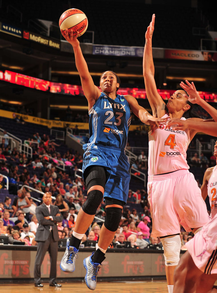 Maya Moore wearing Jordan Super.Fly PE (4)