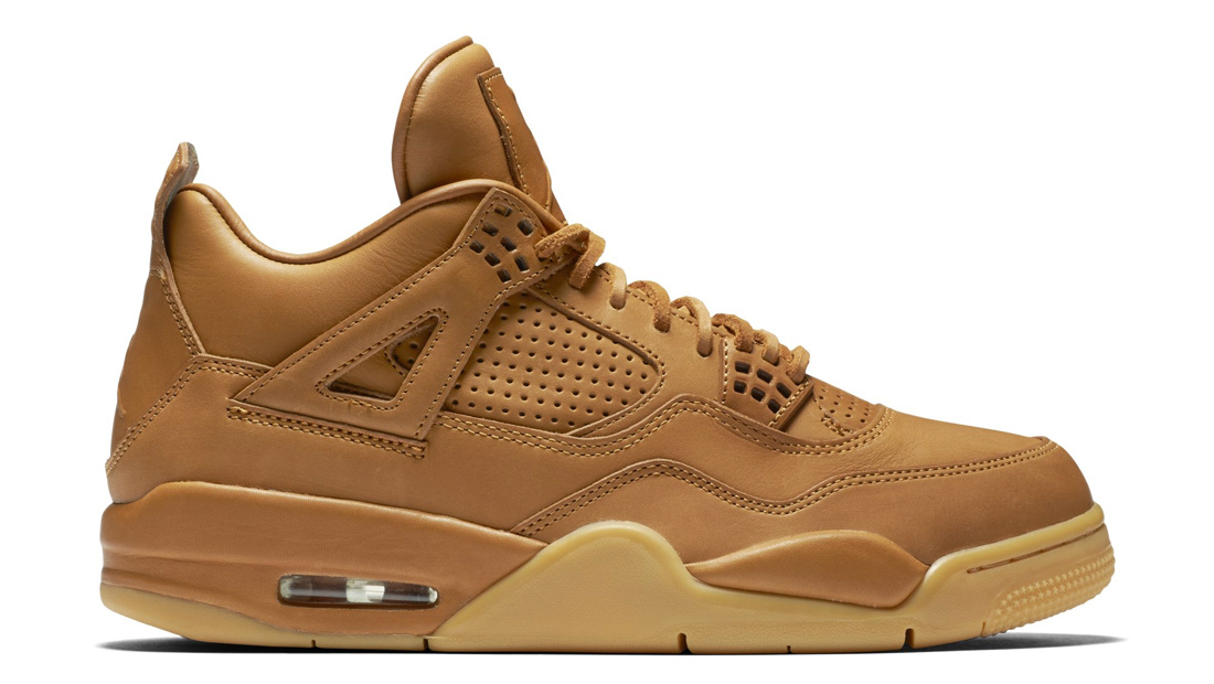Air Jordan 4 Retro PRM Wheat Sole Collector Release Date Roundup