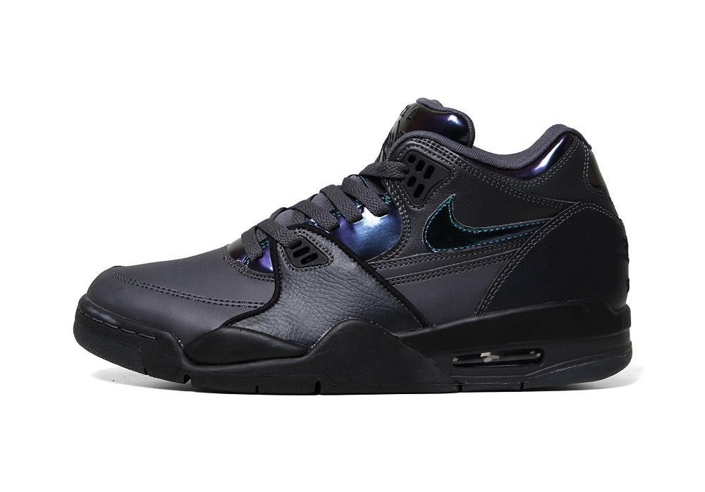 Nike Air Flight 89 - Anthracite / Black | Solecollector