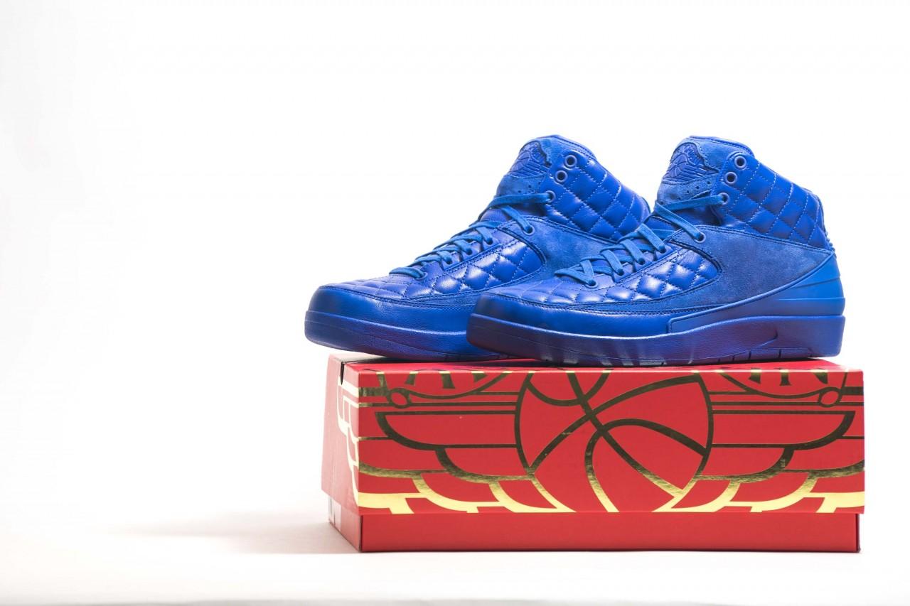 449881b07fafc9 The upcoming Don C x Jordan 2 collaboration has a box that should look  familiar.