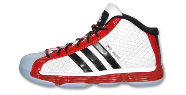 Rodney Stuckey wearing adidas Pro Model 2010