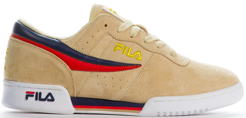 ThirdEyeVisions x Fila Original Fitness Cream