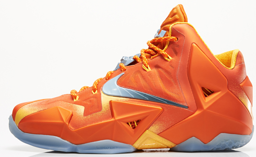 nike lebron 11 the definitive guide to colorways sole
