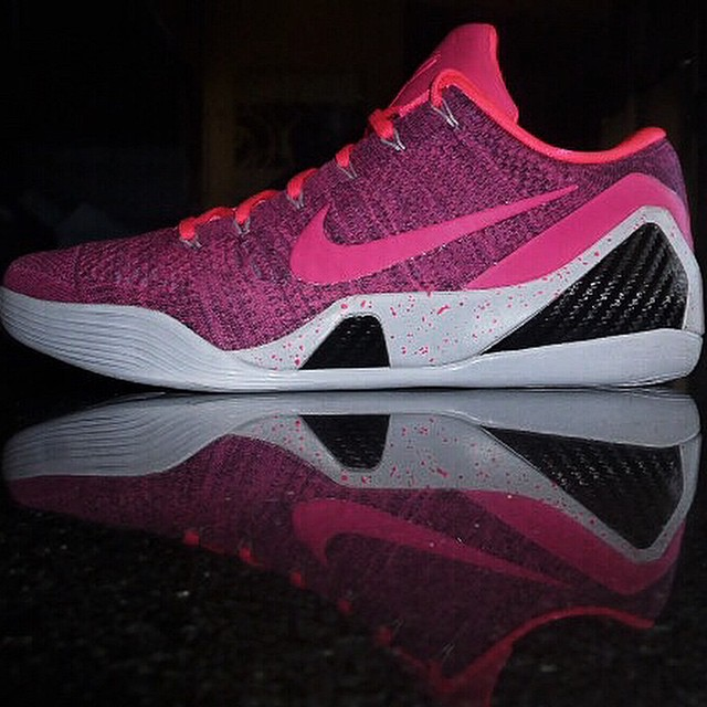 DJ Clark Kent Picks Up NIKEiD Kobe 9 Elite Low F*ck Cancer