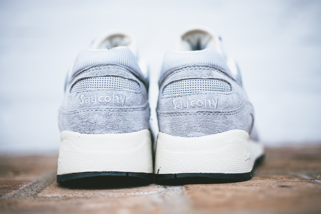 online store b94c9 da877 Saucony Shadow 6000 'Grey Pack' | Sole Collector