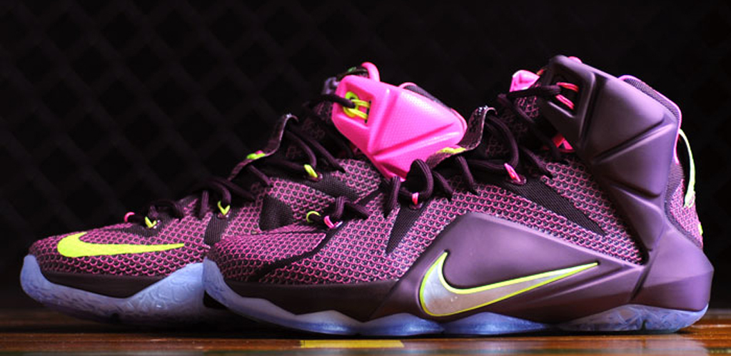5a58aa2a79b5 clearance how to buy the nike lebron 12 double helix on nikestore a8386  efab0