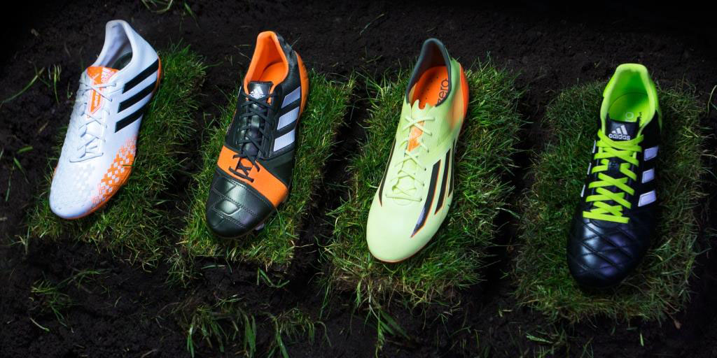 bdfdf797f adidas Unveils Earth Pack Cleat Collection (2)