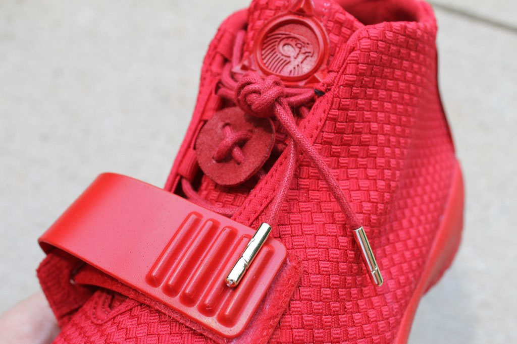 Air Jordan Future x Nike Air Yeezy 2 'Red October' by Aristat26 (2)