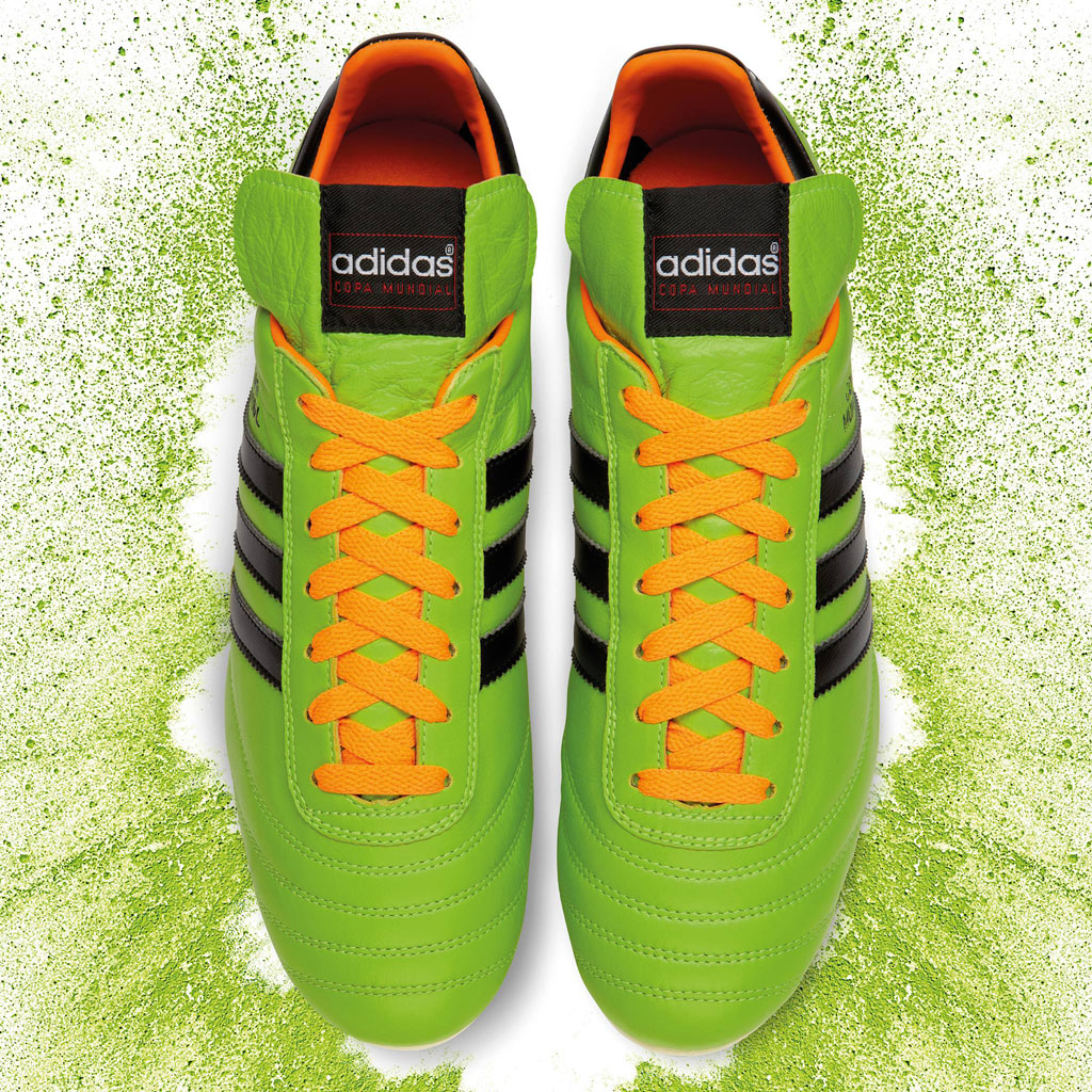 adidas Launches Limited Edition Samba Copa Mundial Green